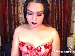 oriental lady boy Online Stroking
