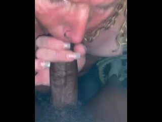 transsexual swallowing bbc during Covid