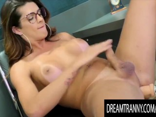 Dream t-girl - Lustful Shemales Vs Fucking Machines Compilation Part 30